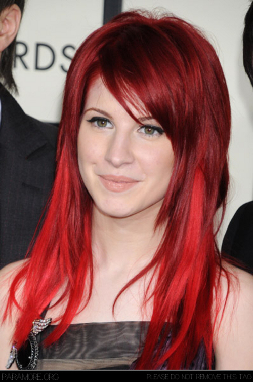 hayley williams paramore 2011. The beautiful Hayley Williams