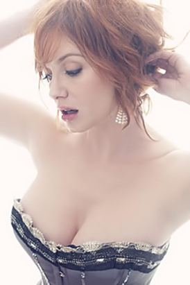 Christina hendricks sexy 49 Hot